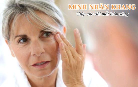 Bệnh đục thủy tinh thể có thể dẫn tới mù lòa nếu không điều trị